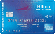 Hilton Honors Credit Card from American Express